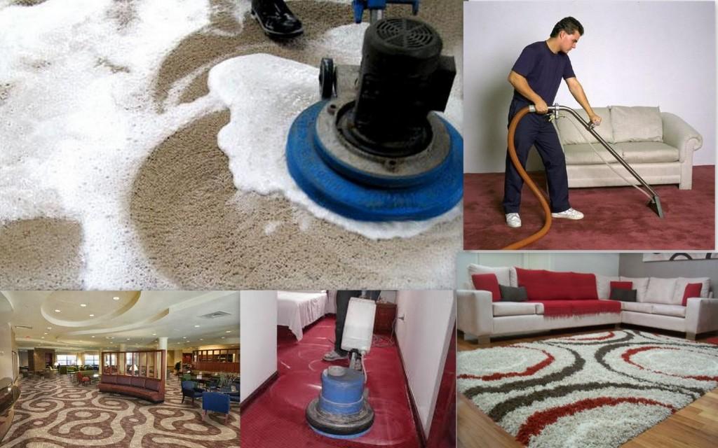 Giặt Thảm Trang Trí